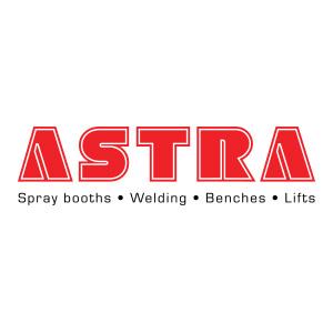 astra tables élévatrices, cabines de peinture, aires de préparation