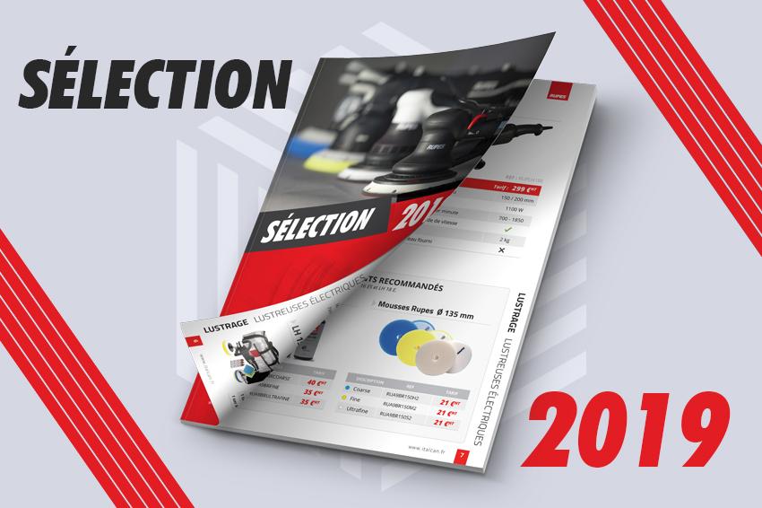 Sélection 2019