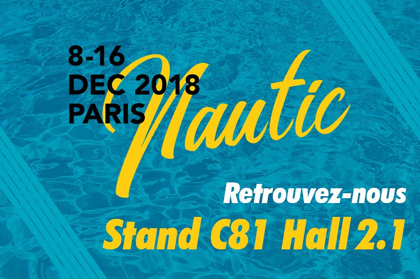 Salon : Nautic 2018